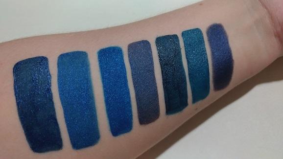 batons azuis- especial novembro azul