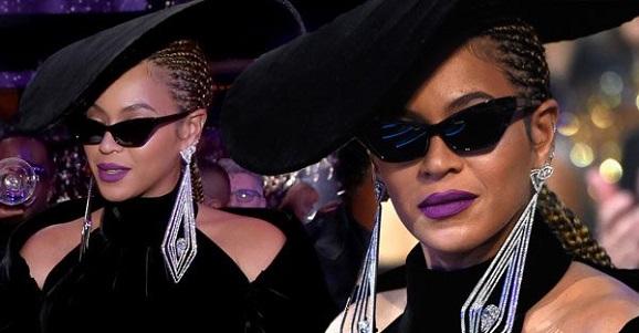 Maquiagem da Beyoncé no Grammy Awards 2018