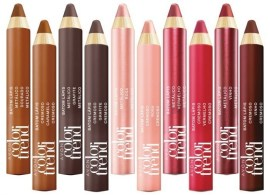 batom lápis color trend - Novidade: Novos batons lápis Color Trend da Avon
