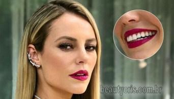 batom rosa fabuloso paolla oliveira avon epic beautycris - Batom da Paolla Oliveira Rosa Fabuloso da Avon Epic