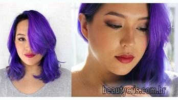 cabelos ultra violet - Cor Ultra Violet: Tendência para os cabelos em 2018