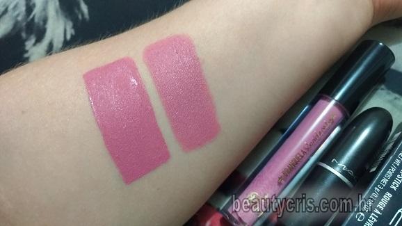 sissi-e-pink-plaid-mac Sissi: O novo batom rosa da Branquela Sardenta