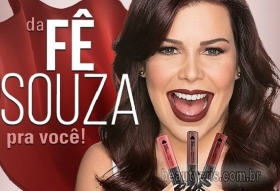 Batons da Fê Souza em parceria com a Quem disse Berenice?