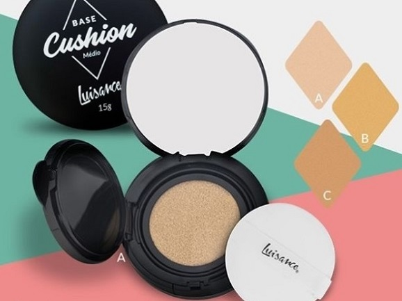 Base Cushion Luisance resenha