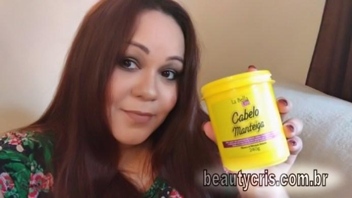 Cabelo Manteiga La Bella Liss Resenha