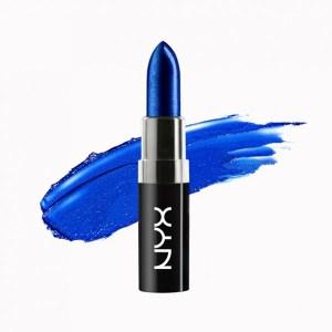 batom azul nyx