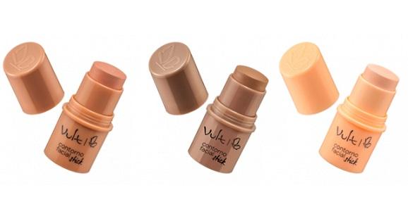 contorno-facial-stick-vult Lançamento Vult: Contorno, Iluminador e Blush Stick