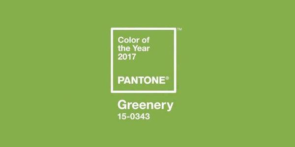 Greenery: Será a cor do ano de 2017