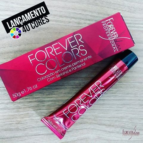 coloracao forever colors da forever liss