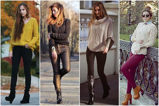 moda-inverno-adolescentes-2017 Moda Feminina para Adolescentes Outono- Inverno