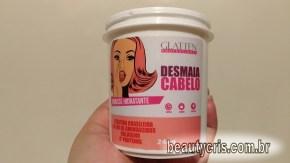 mousse hidratante desmaia cabelo glatten - Mousse Hidratante Desmaia Cabelo da Glatten