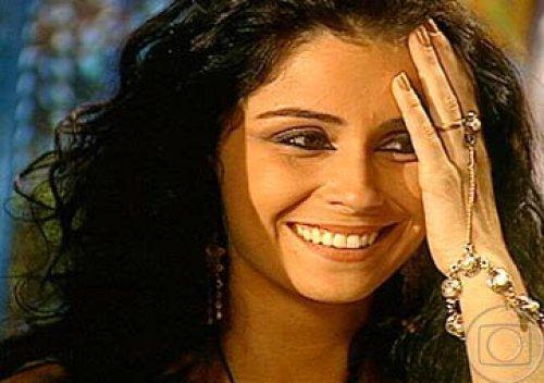 Jade de O Clone - Giovanna Antonelli