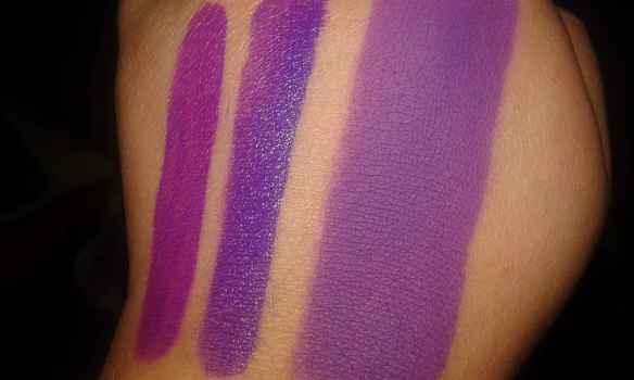 Resenha do batom líquido Violeta do Pausa para Feminices