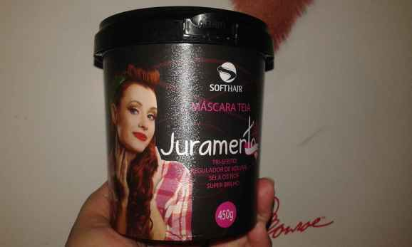 Máscara Juramento da Soft Hair