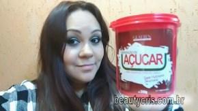 resenha hidratação de açucar glatten - Hidratação de Açúcar Glatten Professional- Resenha