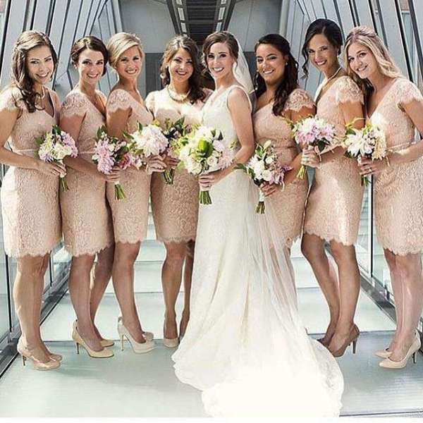 vestido curto para casamento