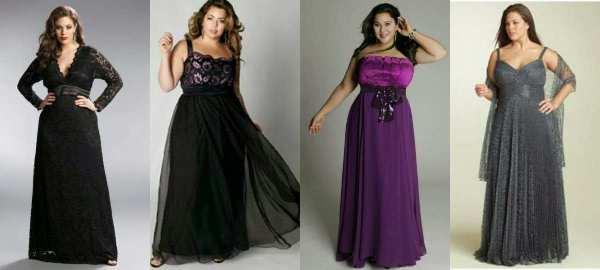 vestidos plus size para formaturas