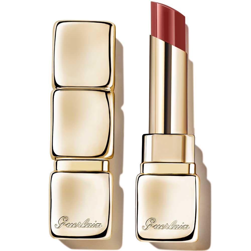 Guerlain rossetto Kiss Kiss Shine Bloom
