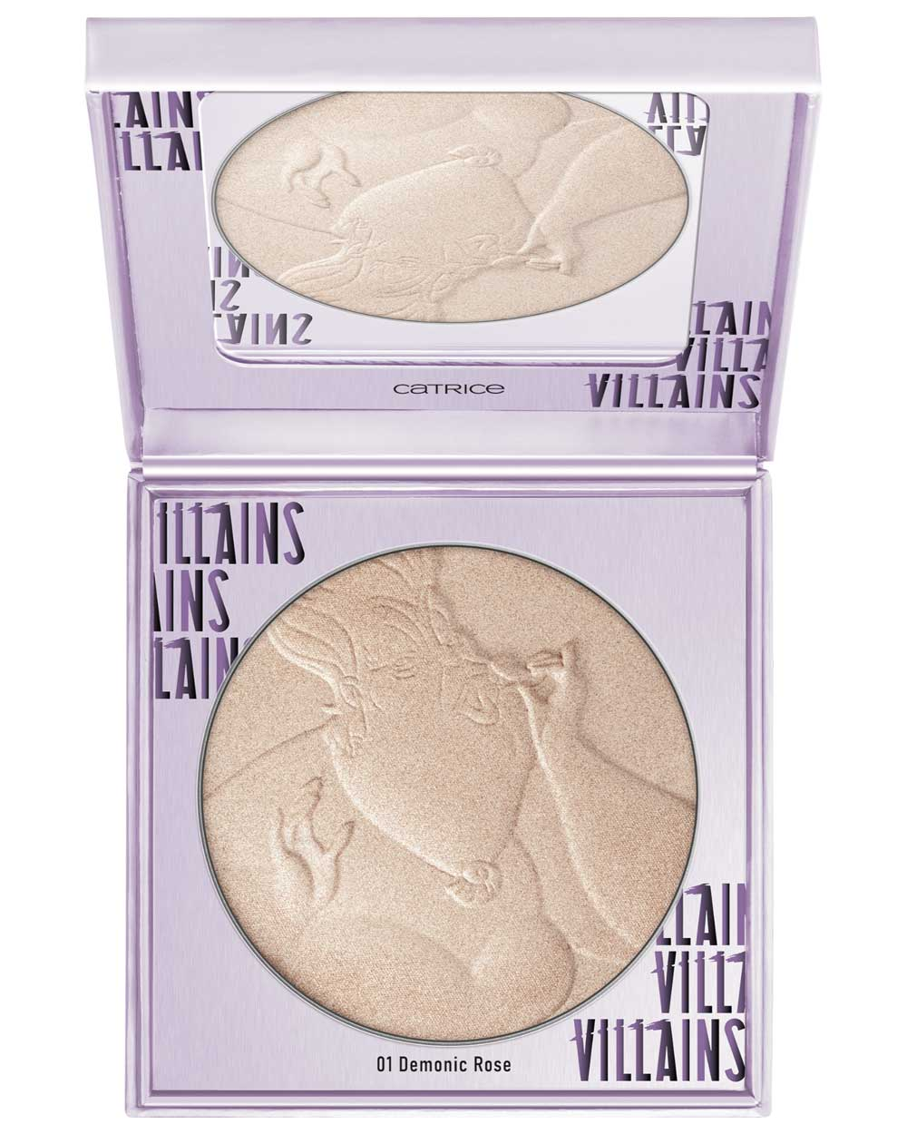 Catrice illuminante compatto Disney Villains