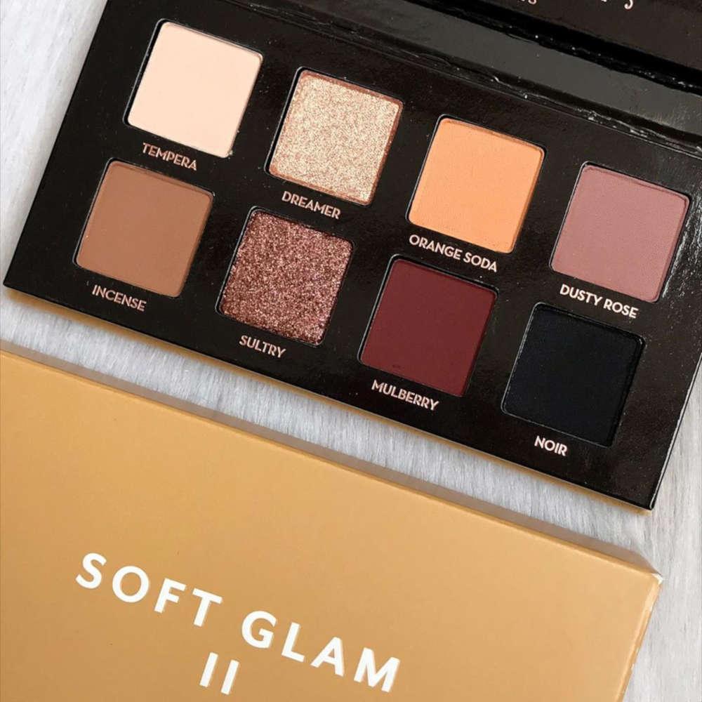 Palette ombretti ABH Soft Glam II