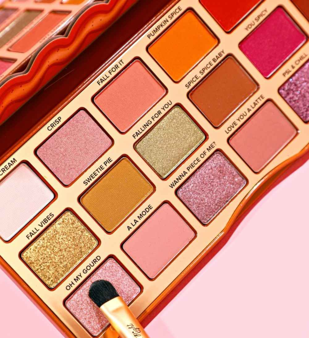 Palette ombretti Too Faced Natale 2020