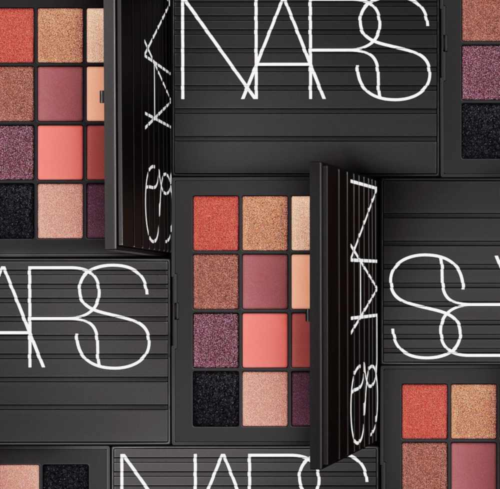 Palette make up Nars