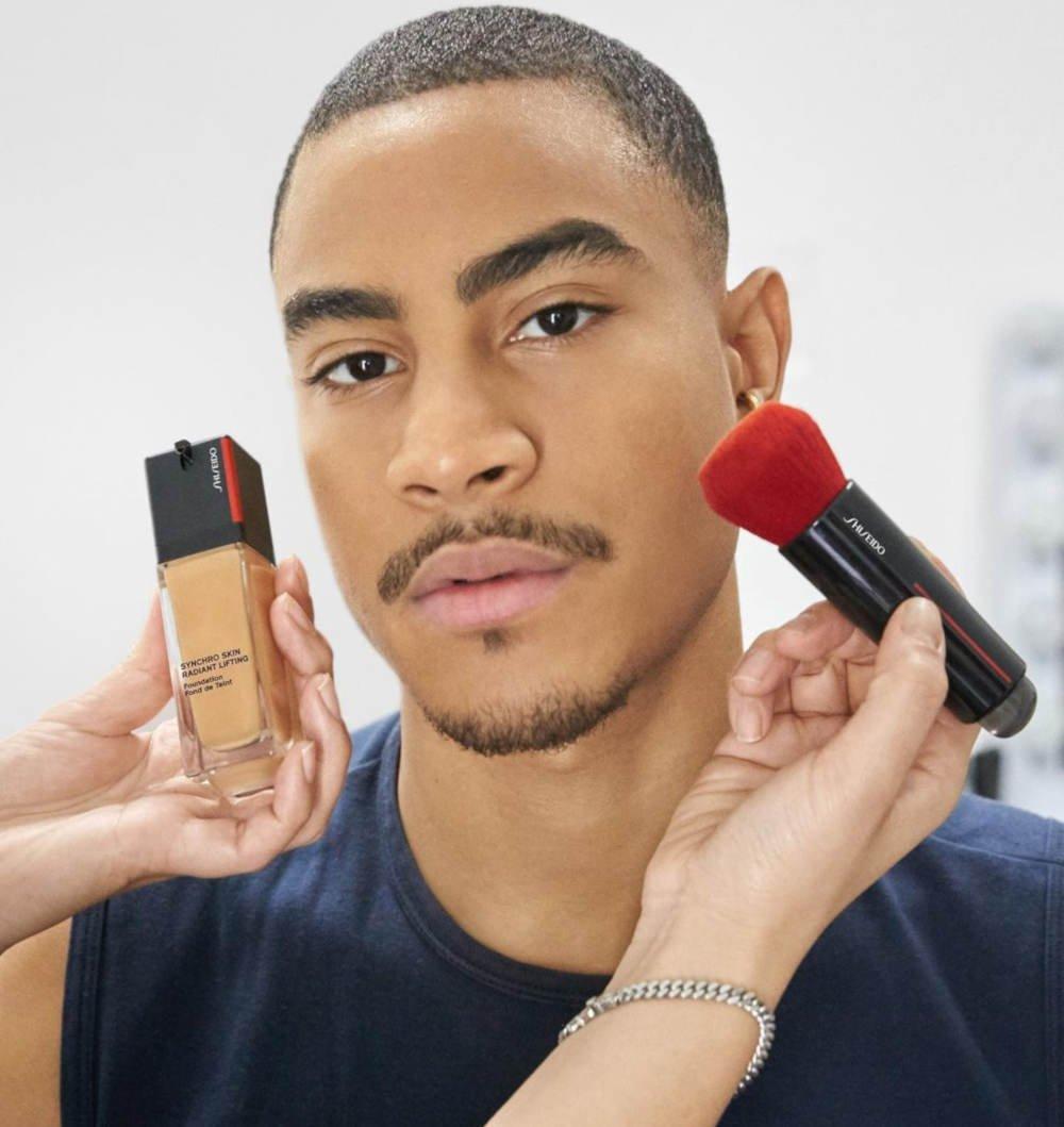 Shiseido fondotinta Synchro Skin