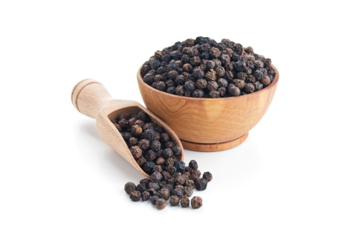 Black Pepper for toothache