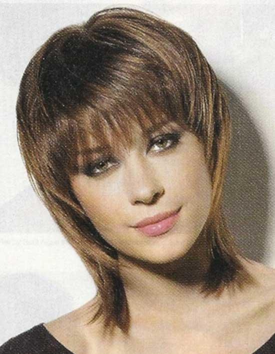 Alicia Dunmyer Kulp Shaggy Bob Haircuts