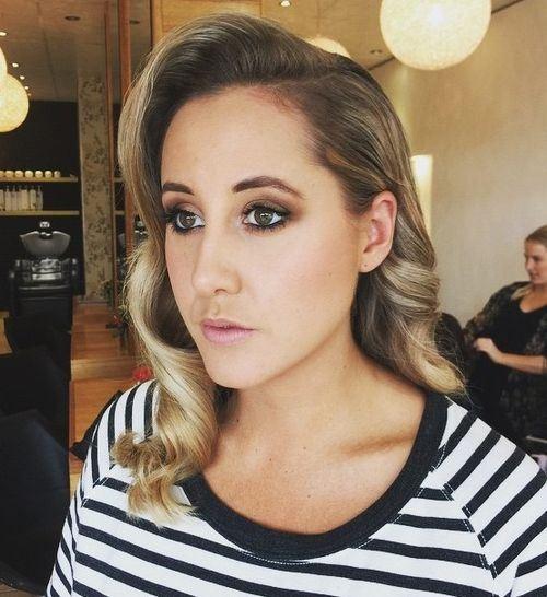 Amanda Hearst Medium Length Hairstyles for Thin Hair