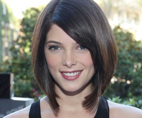Ashley Greene Layered Bob HairStyles