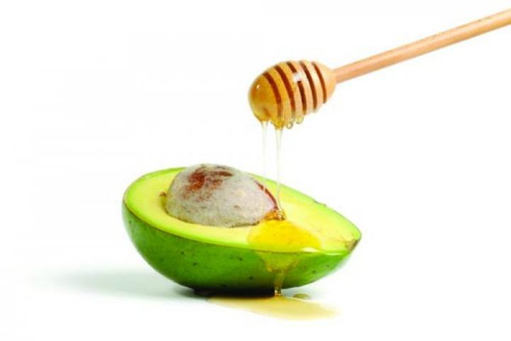 Avocado and Honey Hair Mask