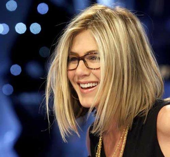 Jennifer Aniston Medium Bob Hairstyles