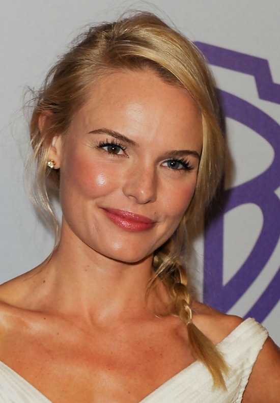 Kate Bosworth Fishtail Braid