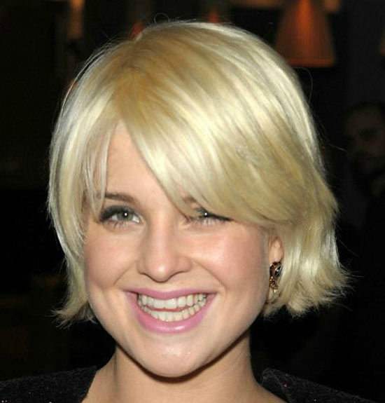 Kelly Osbourne Long Bob Hairstyles
