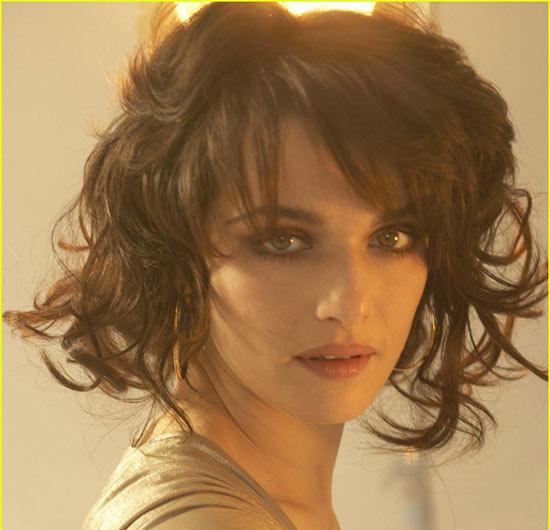 Rachel Weisz Medium Length Hairstyles for Thin Hair