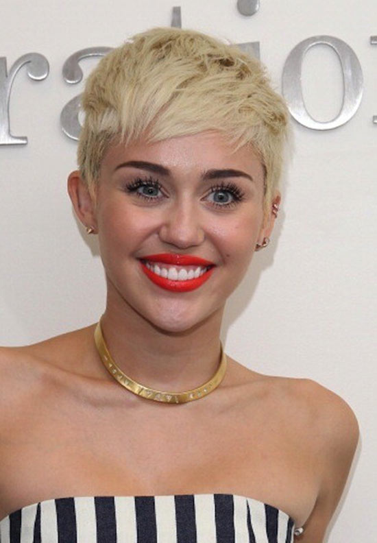 31 Stylish Miley Cyrus Hairstyles Haircut Ideas For You To Try