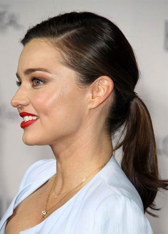 Top 30 Amazing Miranda Kerrs Hairstyles Amp Haircuts That