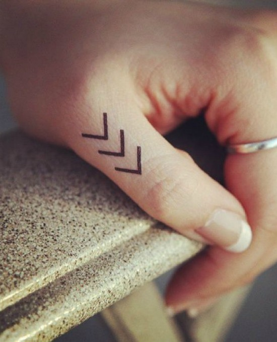 One direction tattoo Small