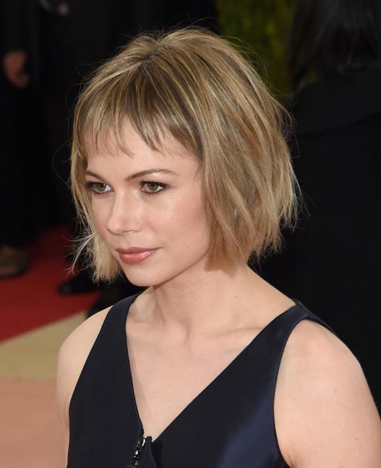 11 Awesome Michelle Williams Hairstyles Amp Haircuts To