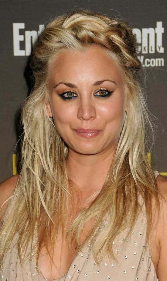 16 Kaley Cuoco Hairstyles To Inspire You Always In Health