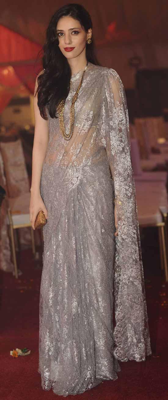 Deena Rahman I love this saree
