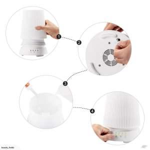 Lamp Aromatherapy Diffuser 1