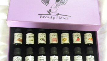 Essential oils luxury