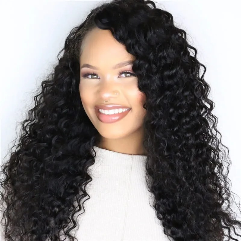 Beautyforever Wet And Wavy Indian Hair 4Bundles Human