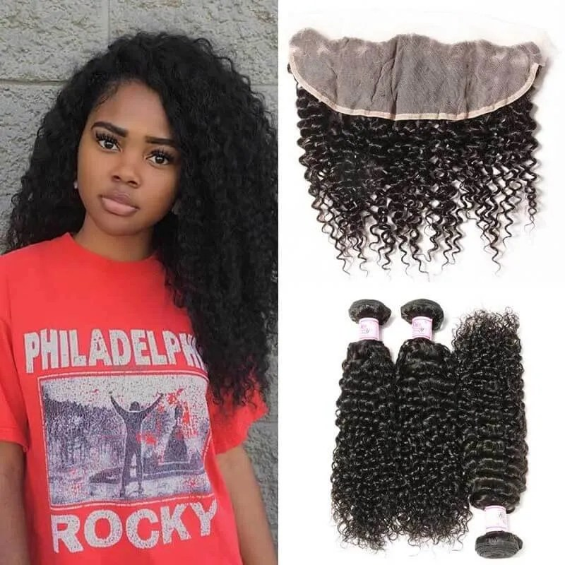 Beautyforever High Quality 7A Human Hair 3Bundles With
