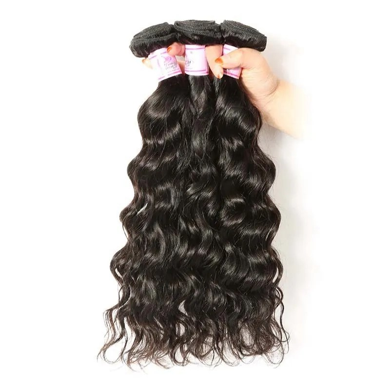 Beautyforever Indian Natural Wave Virgin Hair Weave 3