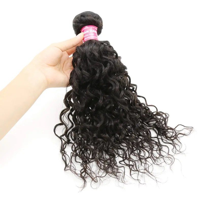 Beautyforever Wet And Wavy Indian Water Wave Hair Weave 1