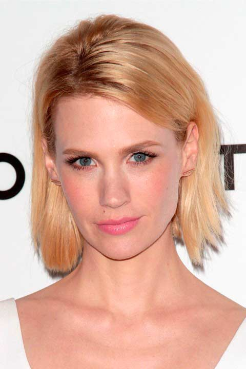 Image result for January Jones face shapes 101