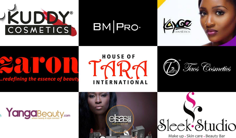 Top 10 Makeup Brand Logos   SpellBrand®  Leading Makeup Brand Logo
